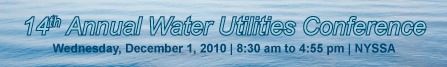Water Utilities Conference