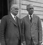 Smoot_and_Hawley_standing_together,_April_11,_1929