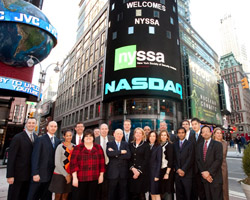IRC winners at the NASDAQ