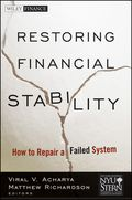 Restoring Financial Stability Book Cover