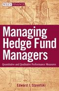Managing Hedge Fund Managers Book Cover