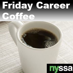 Career Coffee Podcast: Using Your Online Presence