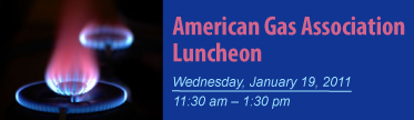 American Gas Association Luncheon