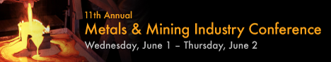 Metals and Mining Industry Conference