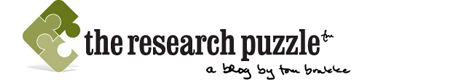 Research Puzzle Logo